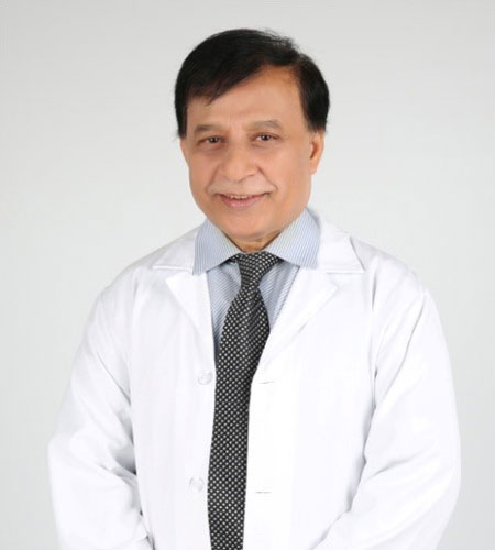 Dr Ishrat Azam Khan - Consultant Orthopedic Surgeon